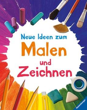 Ravensburger Neue Ideen zum Malen und Zeichnen