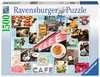 Kaffee und Kuchen bei Ravensburger