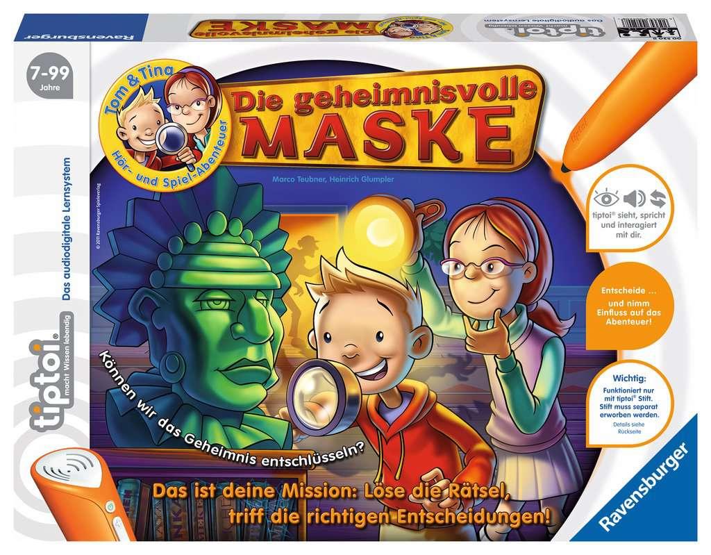 tiptoi® Tom und Tina - Die geheimnisvolle Maske