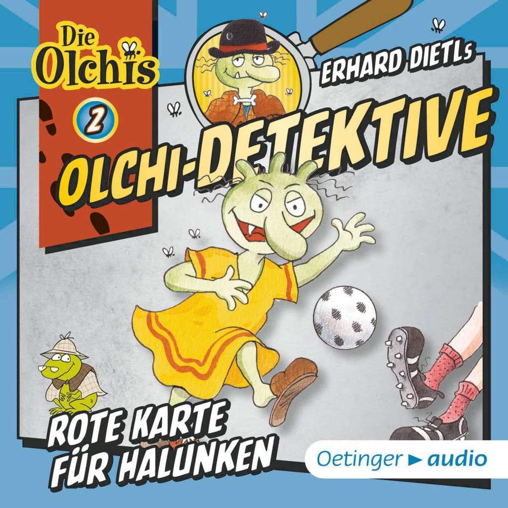 Olchi-Detektive 2 - Rote Karte für Halunken