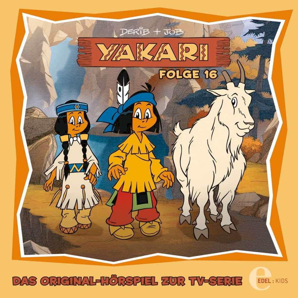 Yakari - Folge 16: Das Original-Hörspiel zur TV-Serie