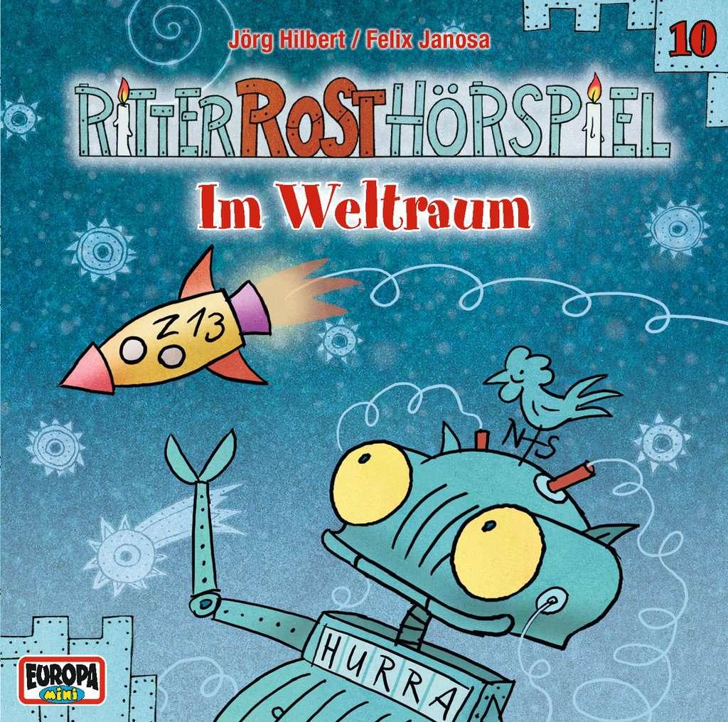 Ritter Rost 10 - Im Weltraum