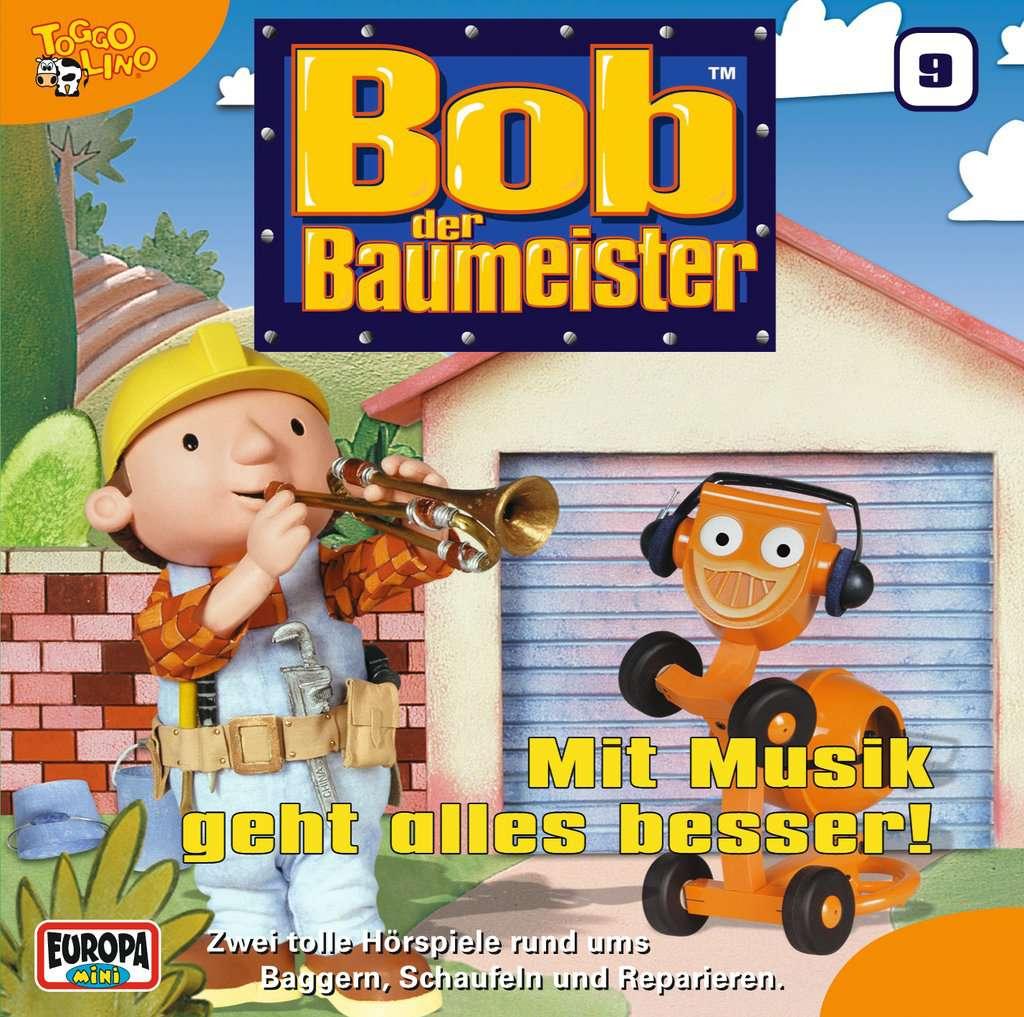 Bob der Baumeister - Folge 9: Mit Musik geht alles besser!