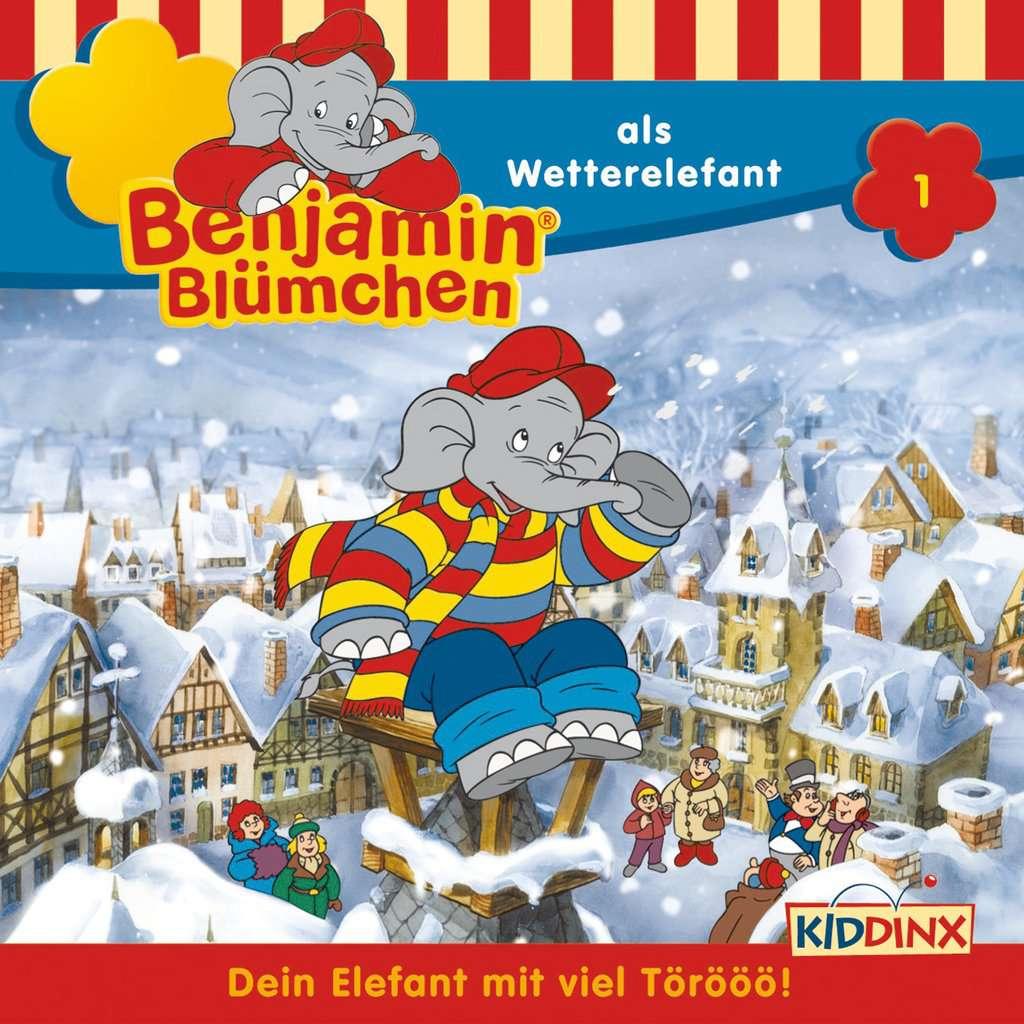 Benjamin Blümchen - ...als Wetterelefant
