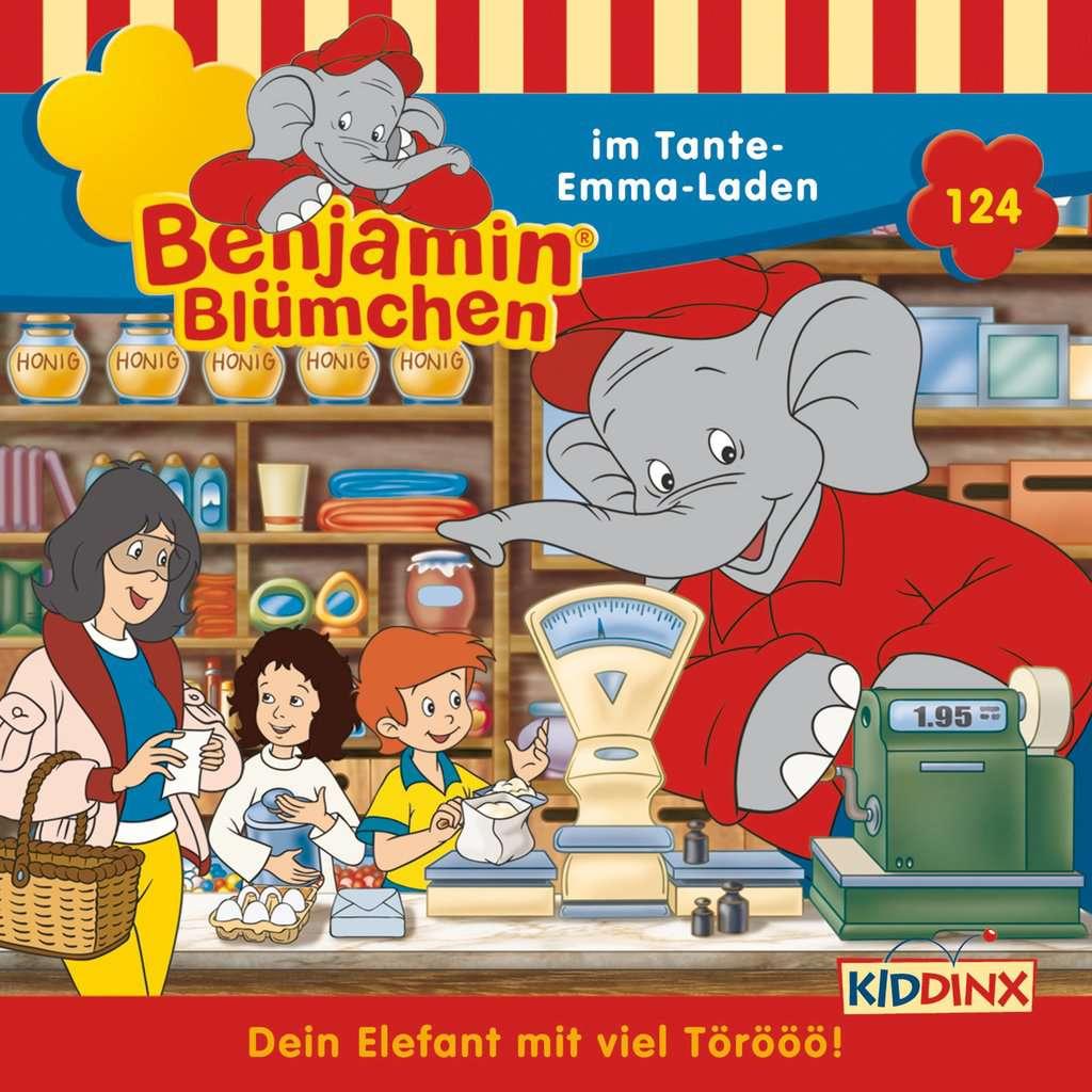 Benjamin Blümchen - ...im Tante-Emma-Laden