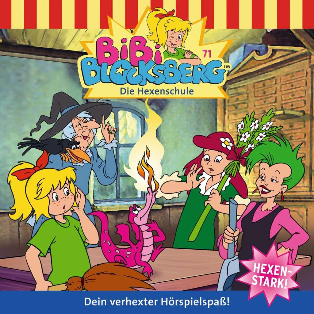 Bibi Blocksberg - Die Hexenschule