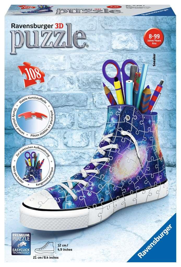 Sneaker - Galaxy Design
