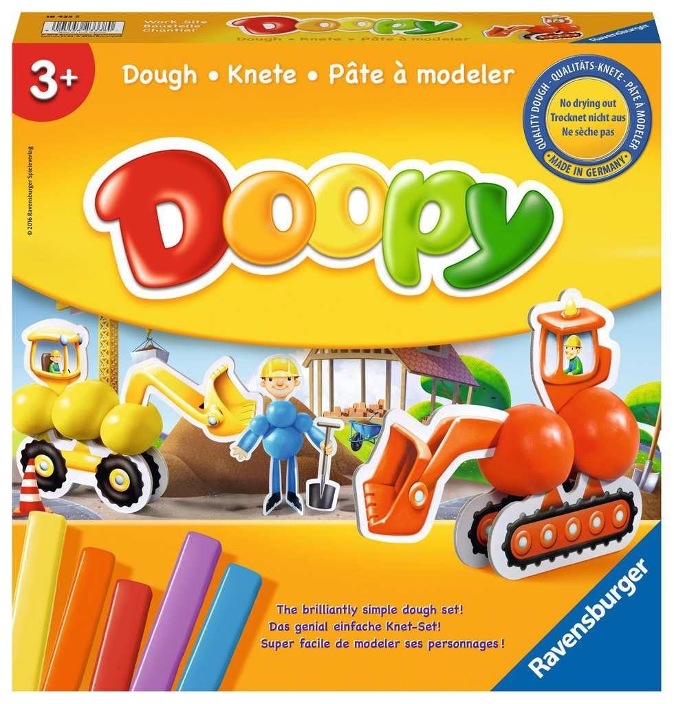 Doopy: Baustelle