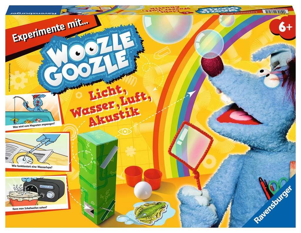Woozle Goozle Licht, Wasser, Luft, Akustik