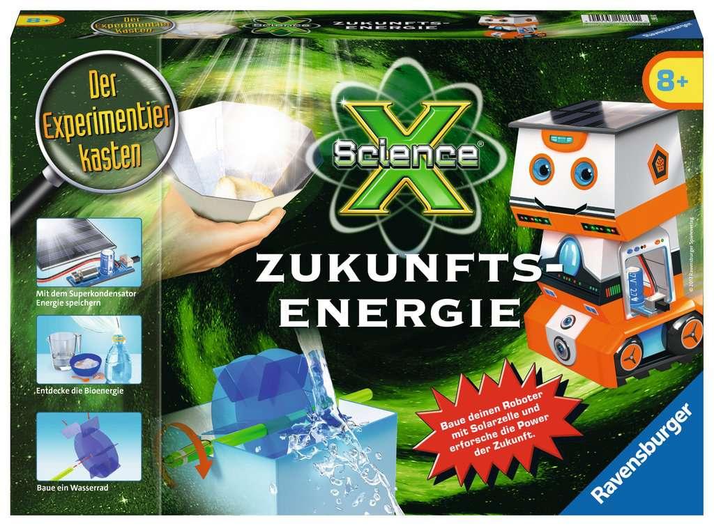 ScienceX Zukunfts-Energie