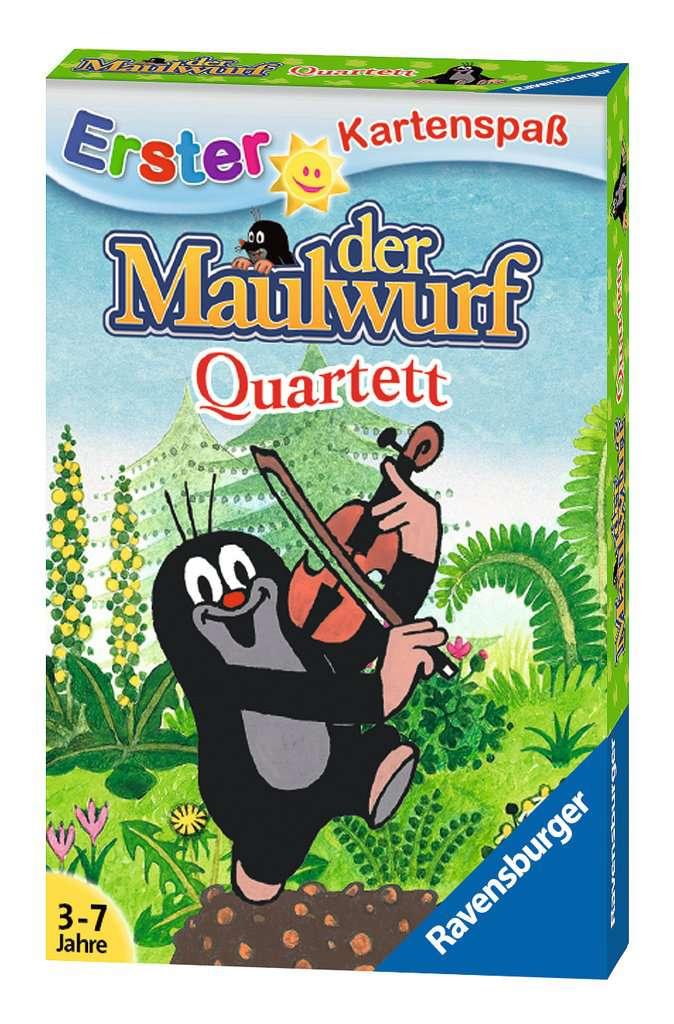 Der Maulwurf-Quartett