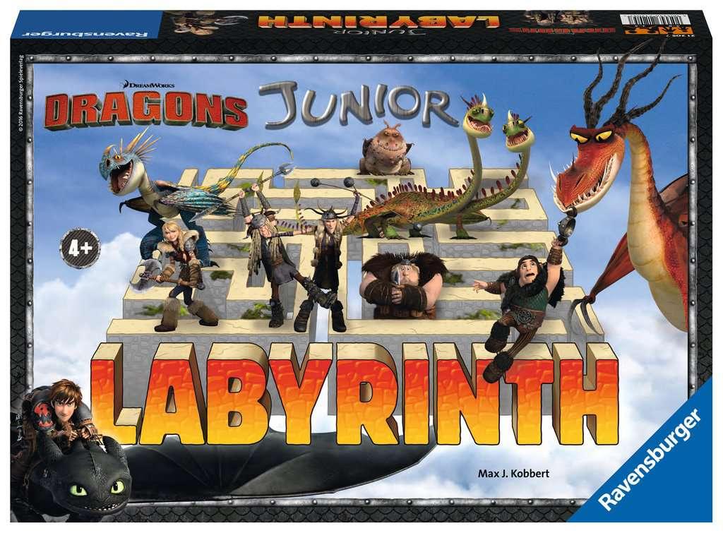 Dragons Junior Labyrinth