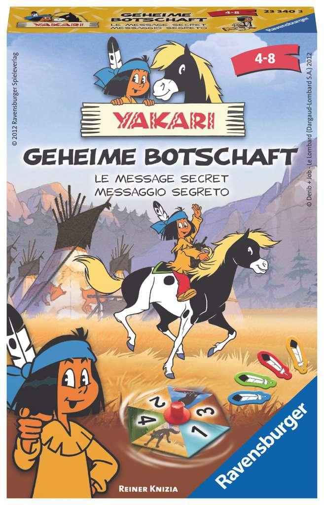 Yakari Geheime Botschaft