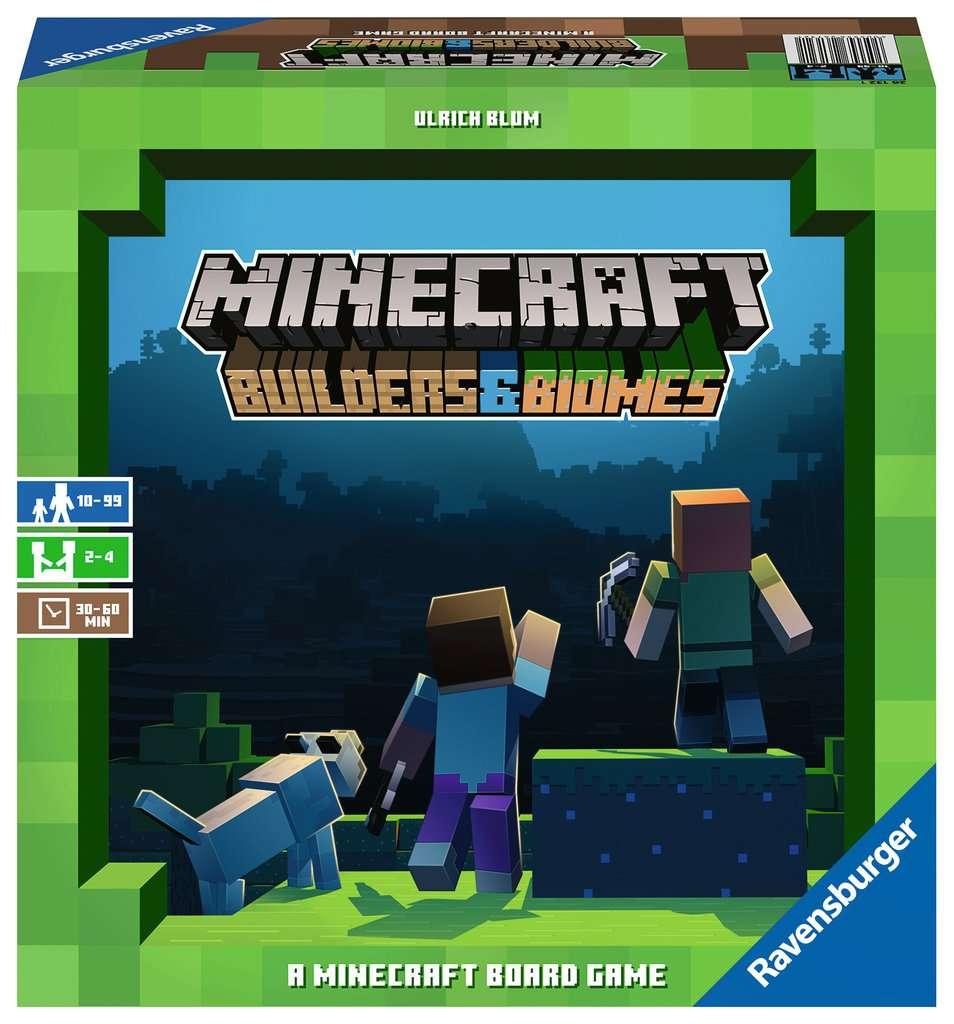 Minecraft - Builders & Biomes Spiel