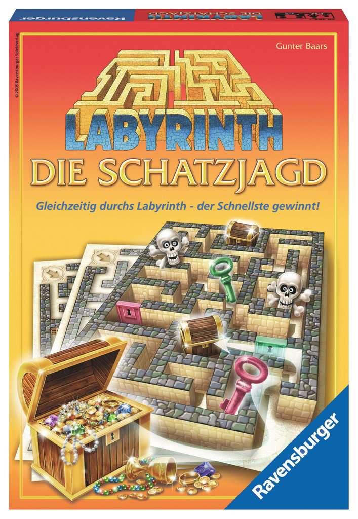 Labyrinth – Die Schatzjagd