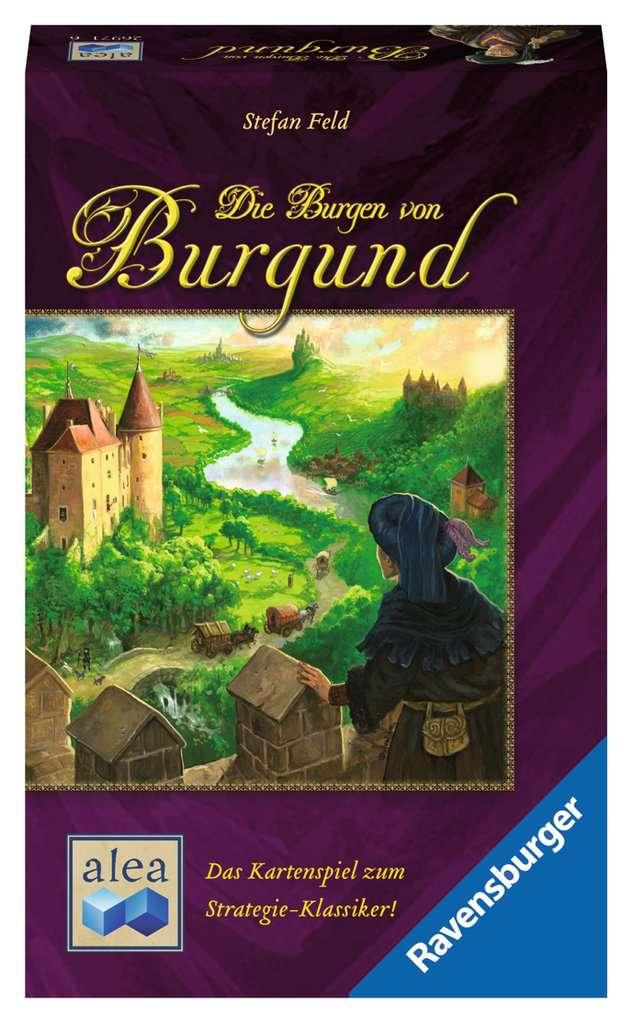 Die Burgen von Burgund – Das Kartenspiel