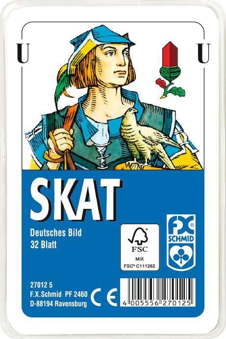 Skat, deutsches Bild
