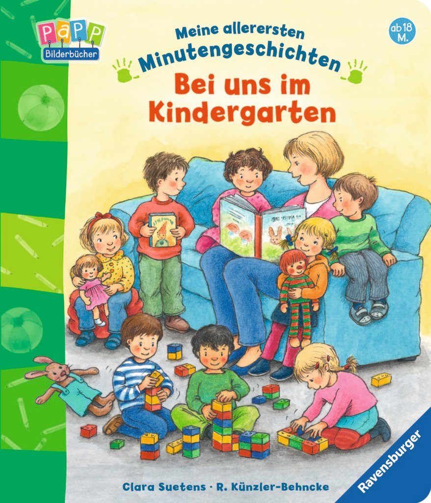 Bei uns im Kindergarten