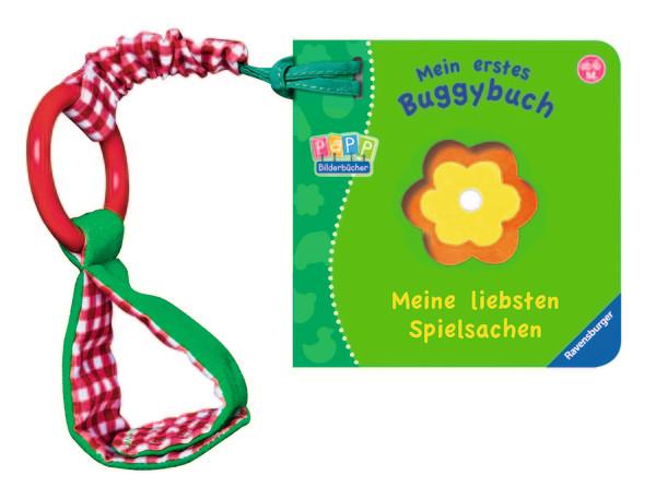 Mein erstes Buggybuch - Meine liebsten Spielsachen