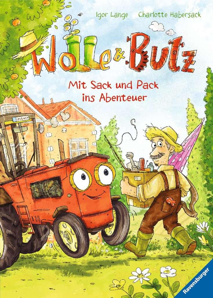Wolle und Butz - Mit Sack und Pack ins Abenteuer