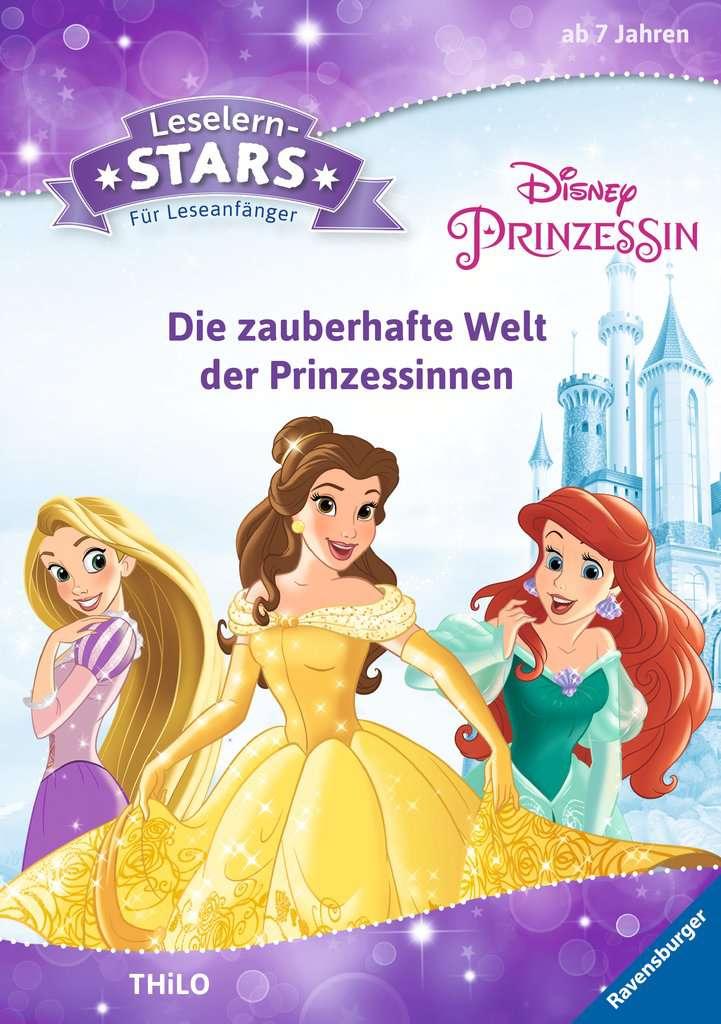 Leselernstars Disney Prinzessin: Die zauberhafte Welt der Prinzessinnen