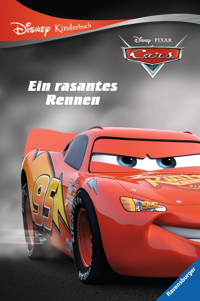 Disney Kinderbuch Cars: Ein rasantes Rennen