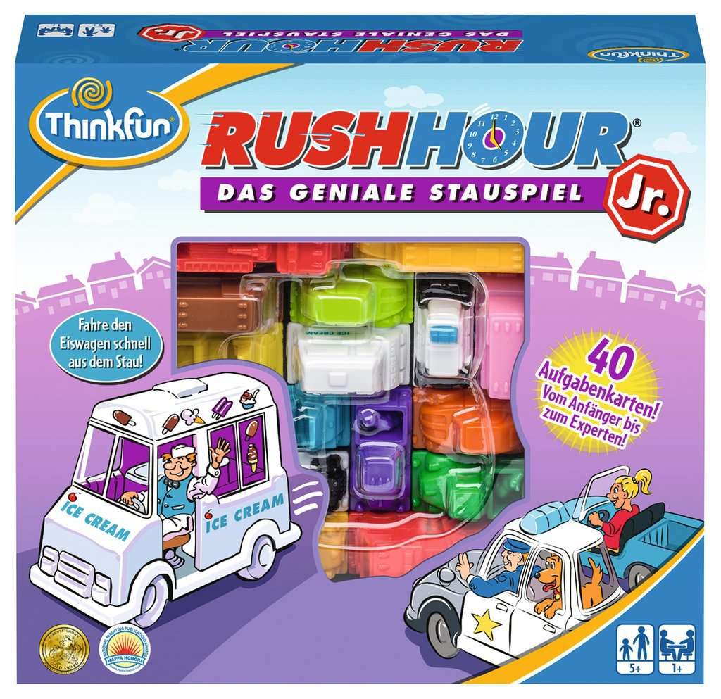 Rush Hour® Junior