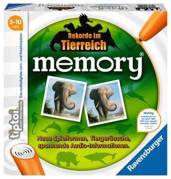 tiptoi® memory® Rekorde im Tierreich