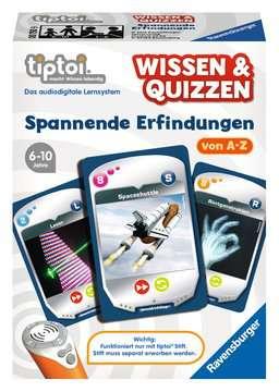 tiptoi® Wissen & Quizzen: Spannende Erfindungen