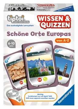 tiptoi® Wissen & Quizzen: Schöne Orte Europas