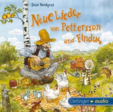 Neue Lieder von Pettersson und Findus