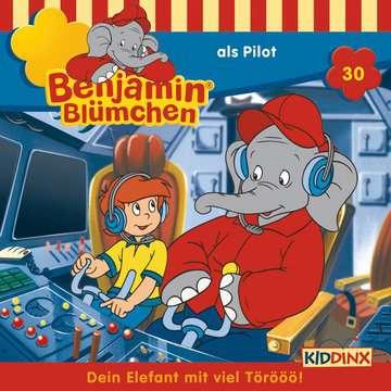 Benjamin Blümchen - ...als Pilot