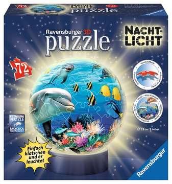 Nachtlicht Unterwasser