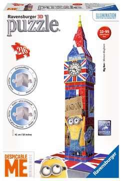Big Ben Minions Edition