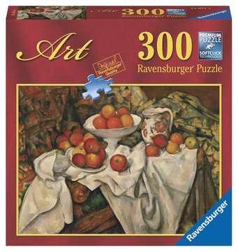 Paul Cézanne: Stillleben mit Äpfeln und Orangen