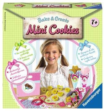 Bake & Create Mini Cookies