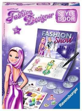 Fashion Designer Stylebook Fashion Show
