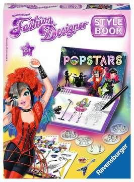 Fashion Designer Stylebook Popstar