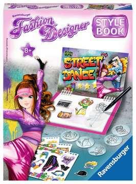 Fashion Designer Stylebook Street Dance