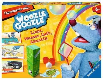 Woozle Goozle - Licht, Wasser, Luft, Akustik