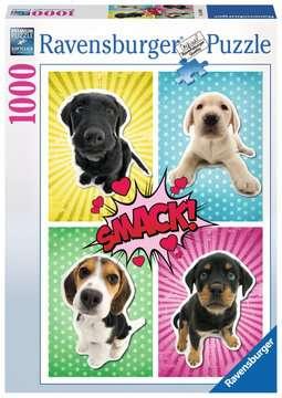 Hunde Pop Art