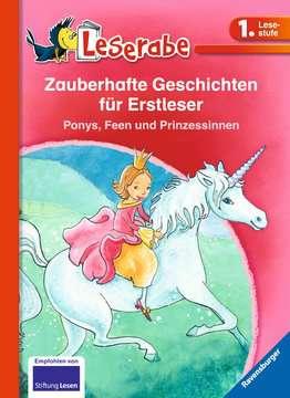 Zauberhafte Geschichten für Erstleser. Ponys, Feen und Prinzessinnen