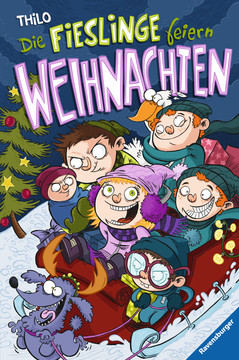 Die Fieslinge feiern Weihnachten