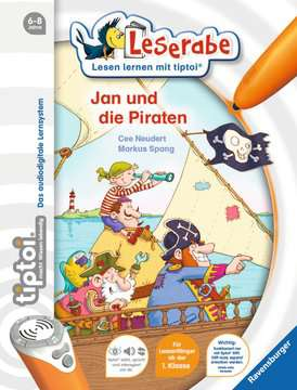 tiptoi® Jan und die Piraten