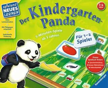Der Kindergarten-Panda