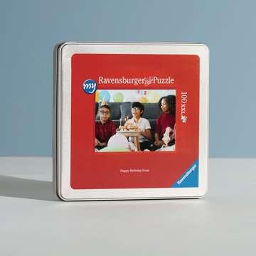 my Ravensburger Puzzle – 100 Teile in Metalldose